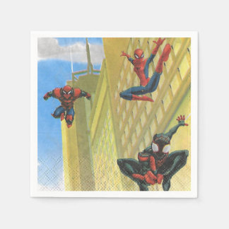 Spider woman Paper Napkin