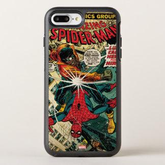 Spiderman - 123 Aug OtterBox Symmetry iPhone 8 Plus/7 Plus Case