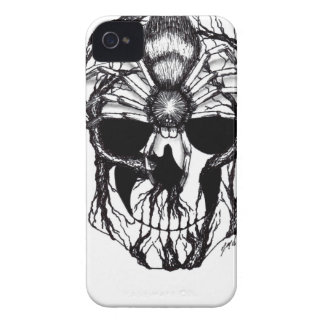 Spiderroots iPhone 4 Case-Mate Case