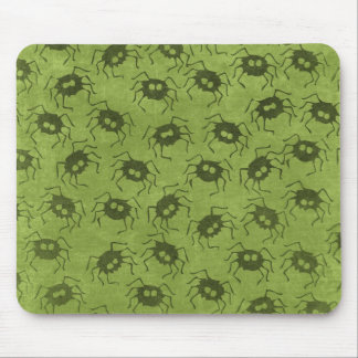 Spiders Galore Mouse Pad