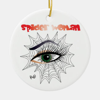 Spiders - Mrs. Ornament