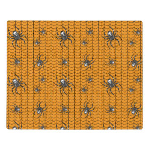Spiders on Parade Acrylic Puzzle