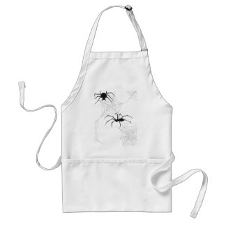 Spiders Standard Apron