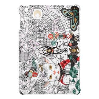 Spider's web artist (Spider's web artist) Cover For The iPad Mini