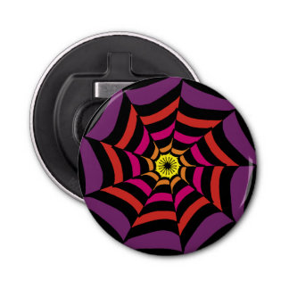 Spider's Web Can Opener