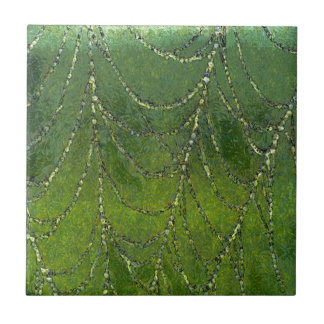 Spiders Web Ceramic Tile