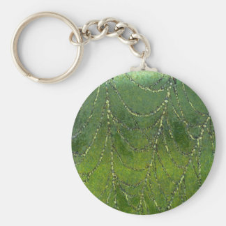 Spiders Web Key Ring