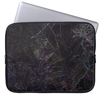 Spider's Web Laptop Sleeve
