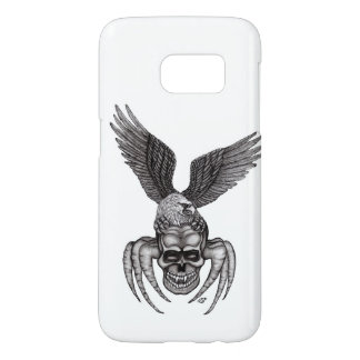 Spiderskull with Eagle