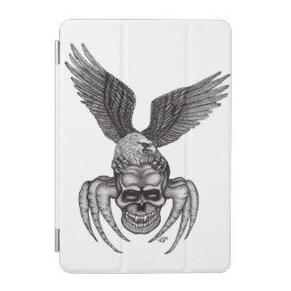 Spiderskull with Eagle iPad Mini Cover