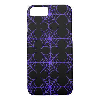 Spiderweb Pattern (Customizable Web Color) iPhone 7 Case