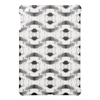 Spidery Geometric Speck Case Cover For The iPad Mini