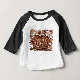 Spidery Pumpkin 20 Baby T-Shirt