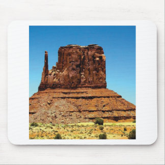 spike in the monument mouse pad