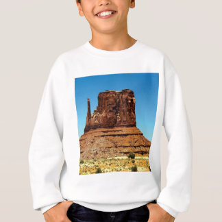 spike in the monument sweatshirt