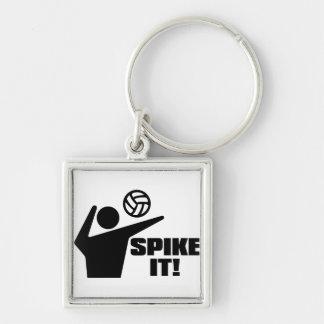 SPIKE_IT! KEY RING