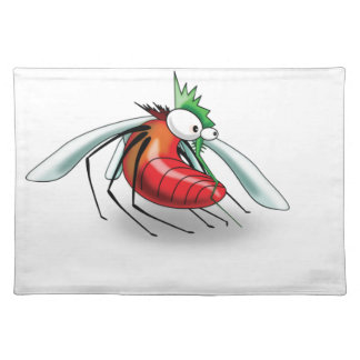 spike the bug placemat
