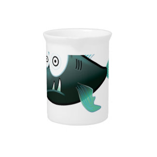 spike the fish pitcher