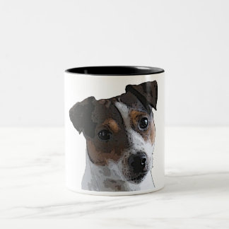Spike Two-Tone Coffee Mug