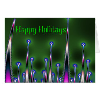 Spikes Happy Holidays Card