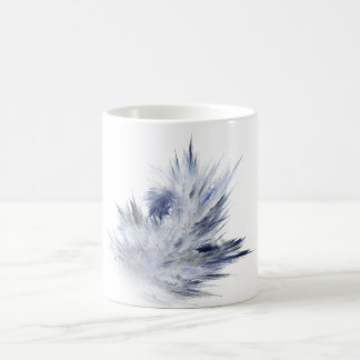 Spikes of Frost Coffee Mug