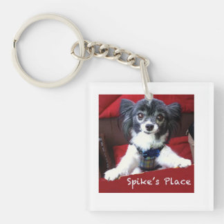 Spike's Place Key Chain