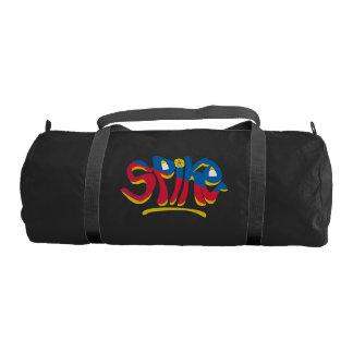 Spikez Gym Bag Gym Duffel Bag