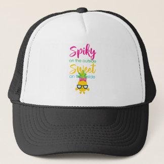 Spiky On the Outside Sweet on Inside Hat