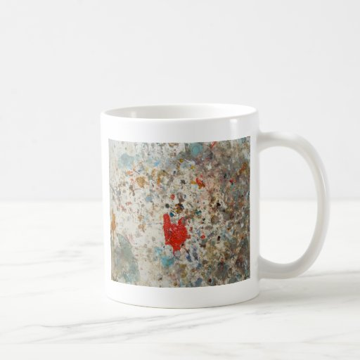 Spill Coffee Mug