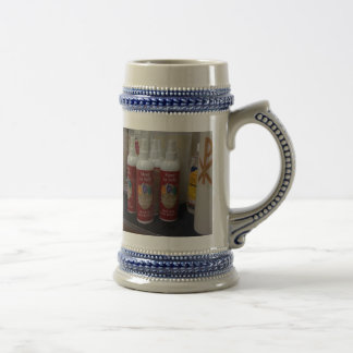 Spill the Wine! Beer Steins