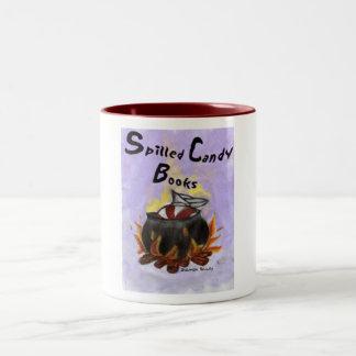 Spilled Candy Mug