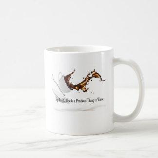 Spilled Coffee Mug