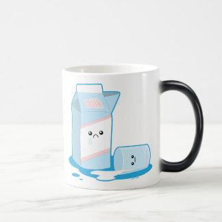 Spilled Milk Morphing Mug