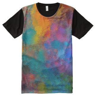 spilled oil All-Over print T-Shirt