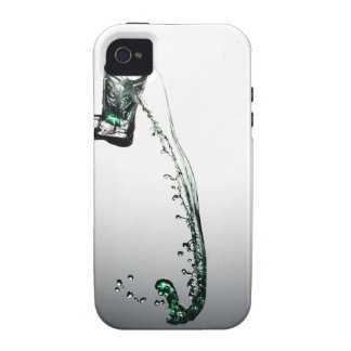 Spilled Shots 2 Case-Mate iPhone 4 Case