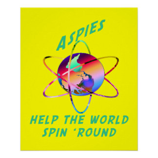 Spin the World Posters