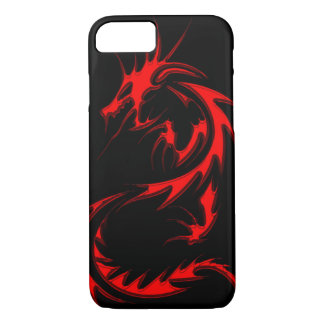Spinal Dragon iPhone 7 Case