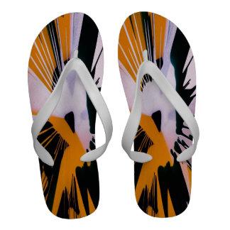 Spinart! Bumble Bee Splash 2 Sandals