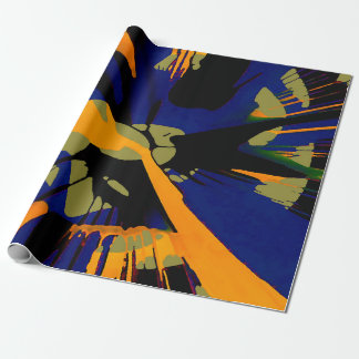 Spinart Revival Wrapping Paper