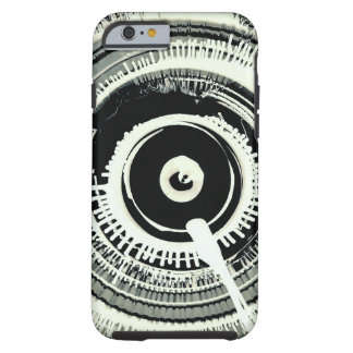Spinart! Super Nova Black Tough iPhone 6 Case
