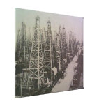 SPINDLETOP CANVAS PRINT