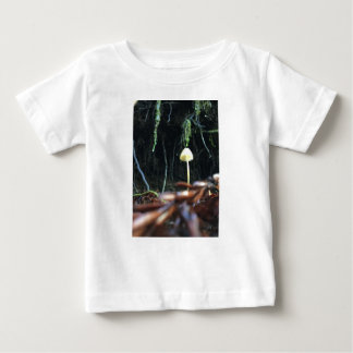 Spindly Mushroom Baby T-Shirt
