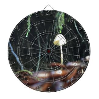 Spindly Mushroom Dartboard