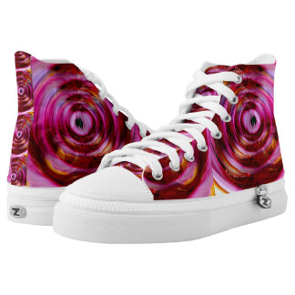 Spinning Colors 1 High Tops