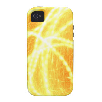 spinning fire TPD iPhone 4 Covers