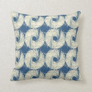 """Spinning The Yarn"" Throw Cushion"