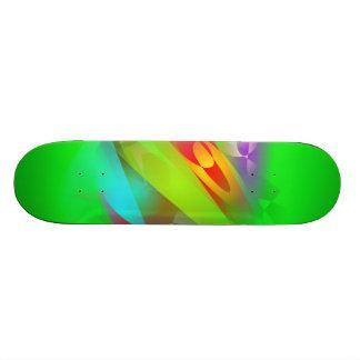 Spinning Top Skate Board Decks