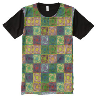 Spinny All-Over Print T-Shirt