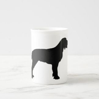 Spinone Italiano silo black.png Tea Cup