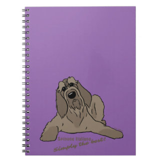 Spinone Italiano - Simply the best! Spiral Note Books